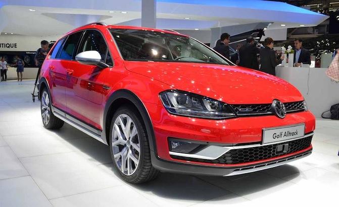 2016 Volkswagen Alltrack Image 1