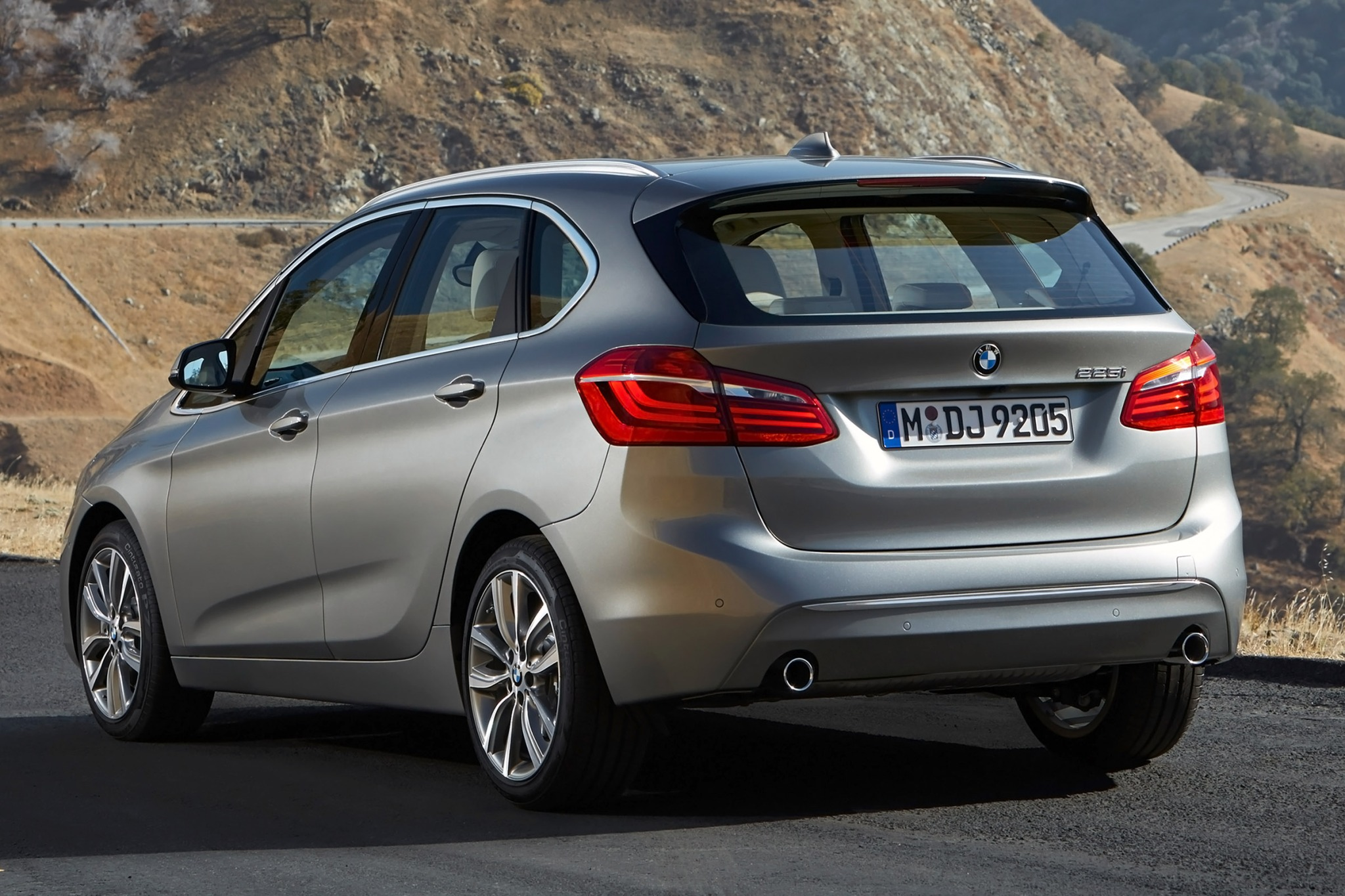 2016 BMW 2 Series Active  exterior #5