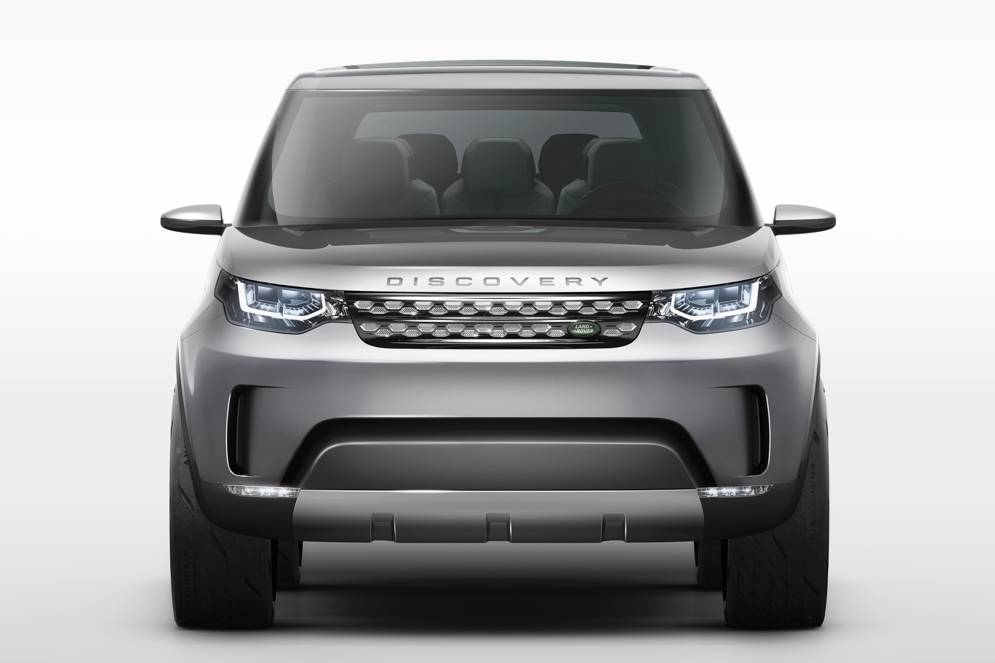 2016 Land Rover Discovery exterior #6