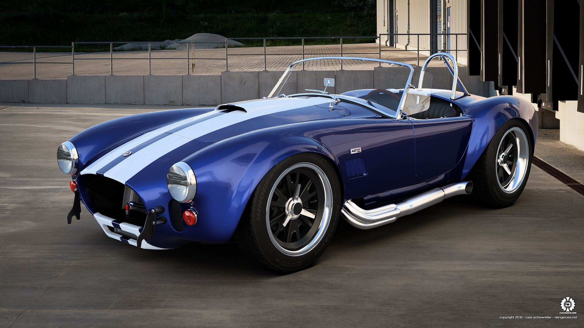 AC Cobra 427, Not Just For Need For Speed Enthusiasts
