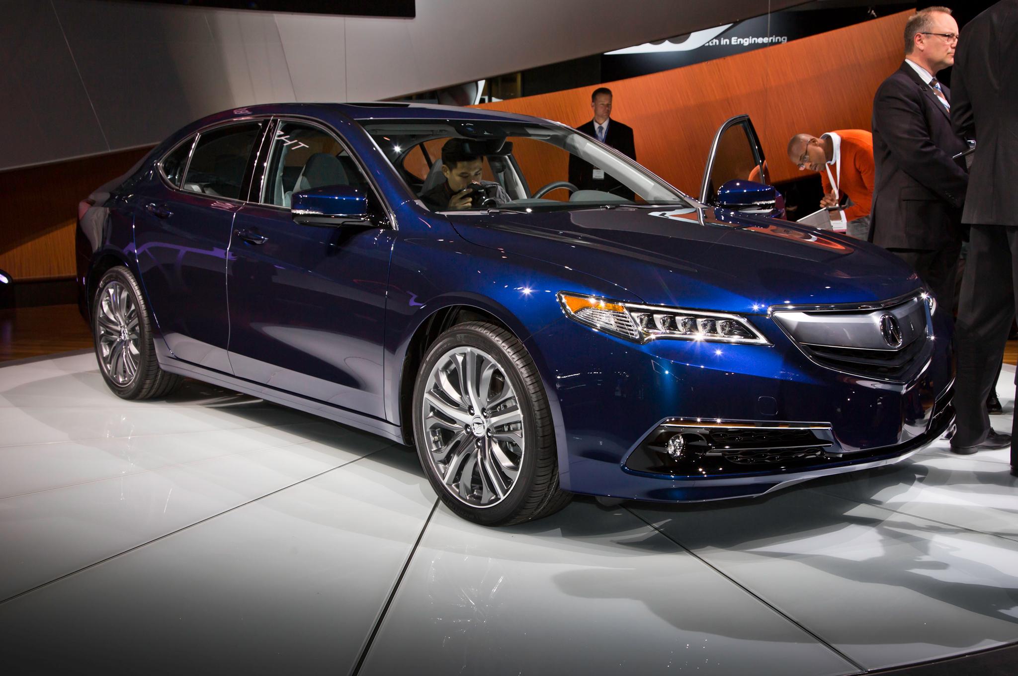 Acura tlx 2015 acura tlx 2015