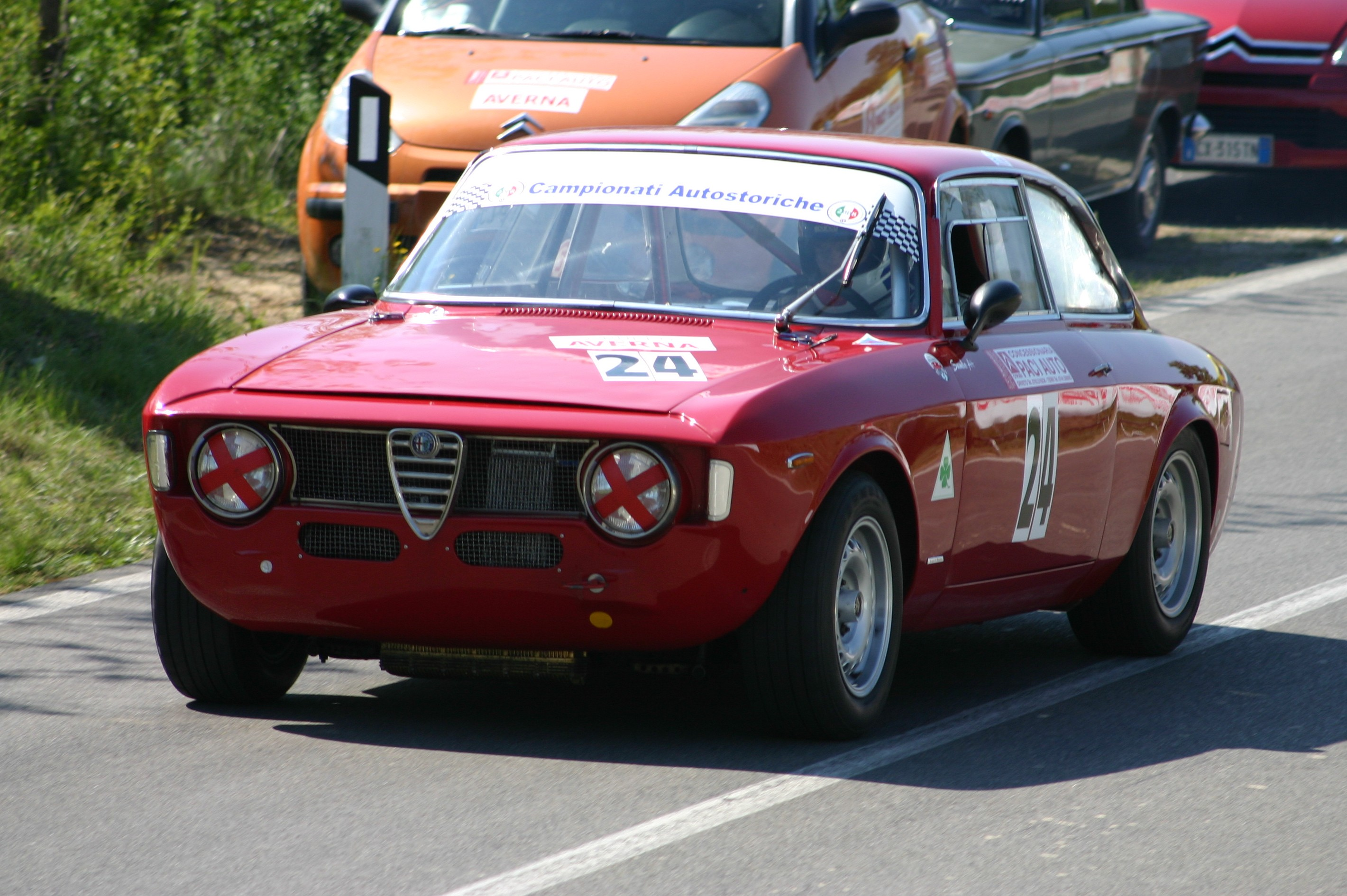 This Alfa Romeo GTA Can Dance #3