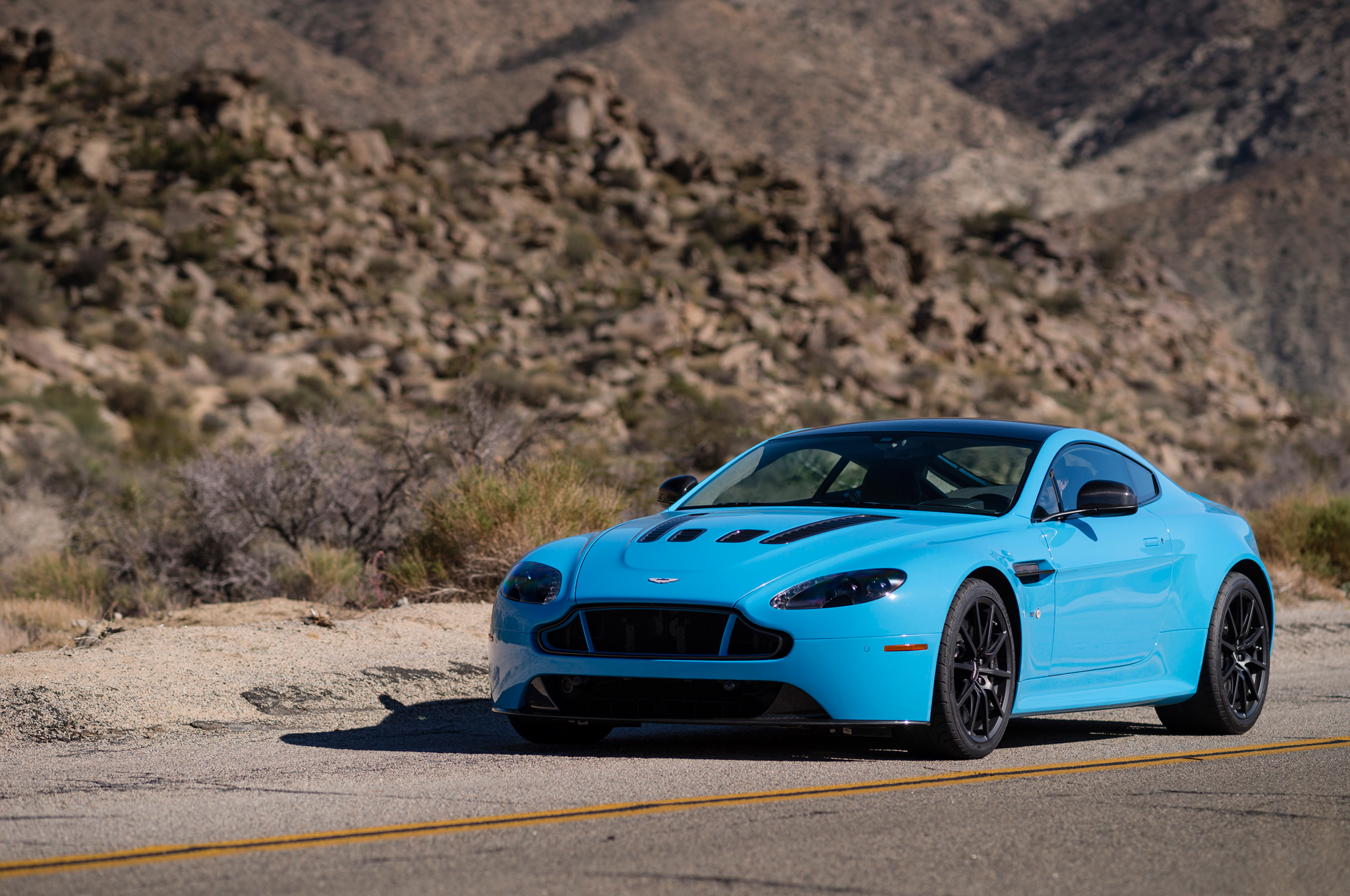 2015 Aston Martin V12 Vantage S Image 9