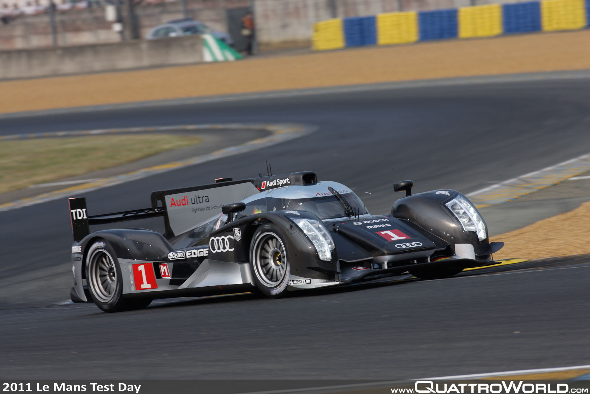 Welcome Back To The Jungle Love Audi Le Mans Image 21