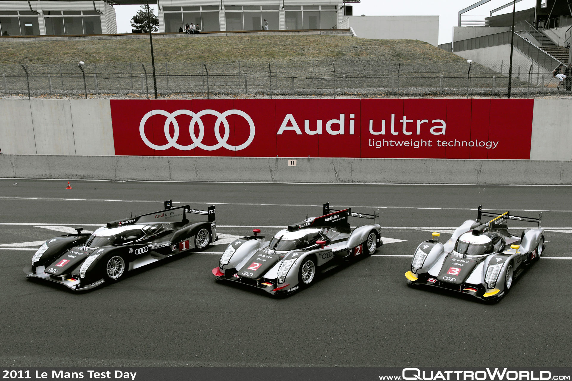 Welcome Back To The Jungle Love Audi Le Mans Image 25
