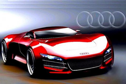 AUDI R DOMINATING LE MANS SINCE DAY ONE Image - Audi r10