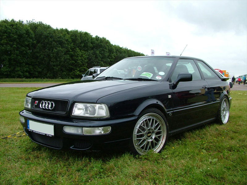 Audi S2 An Old Song To A New Tune Image 18