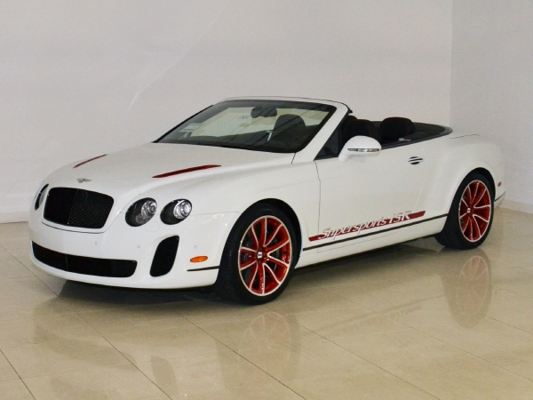 Bentley Supersports Convertible ISR