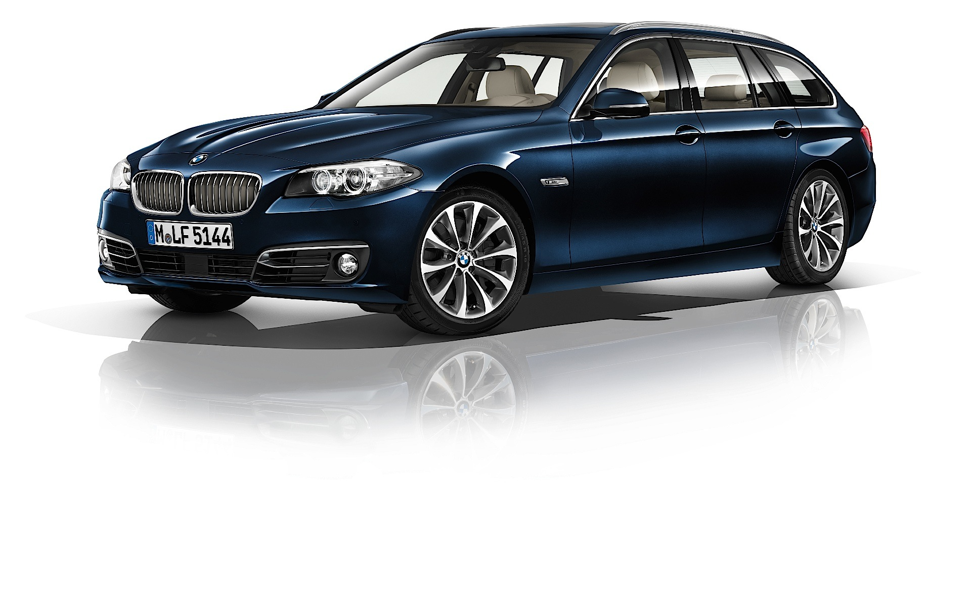 All We Know About The Fluidic Car Of Bmw 5 Series Image 6