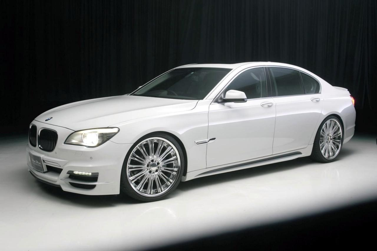 The Bmw Series For The Visionaries - 700 series bmw