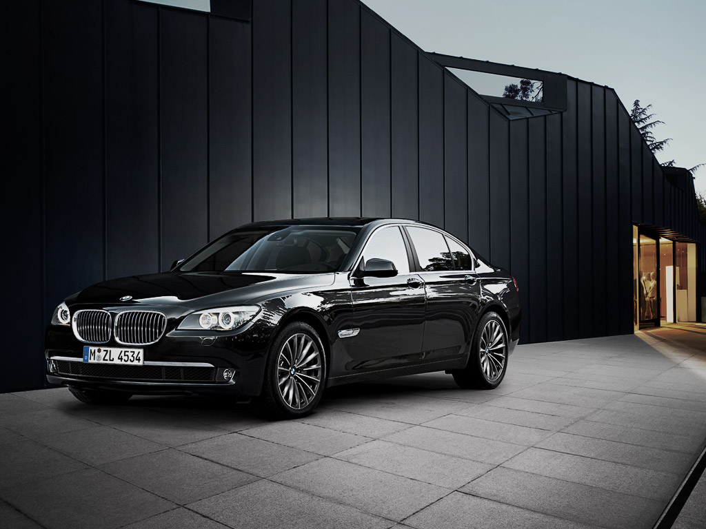 THE BMW 7 SERIES FOR THE VISIONARIES - Image #19
