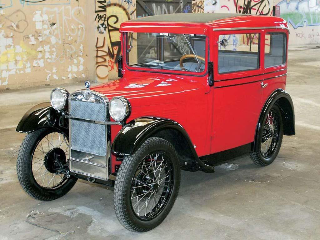 Bmw Dixi The First Bmw Car Ever Made Image 5
