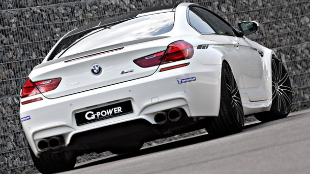 2015 BMW M6: New Version to be Unveiled Shortly #3