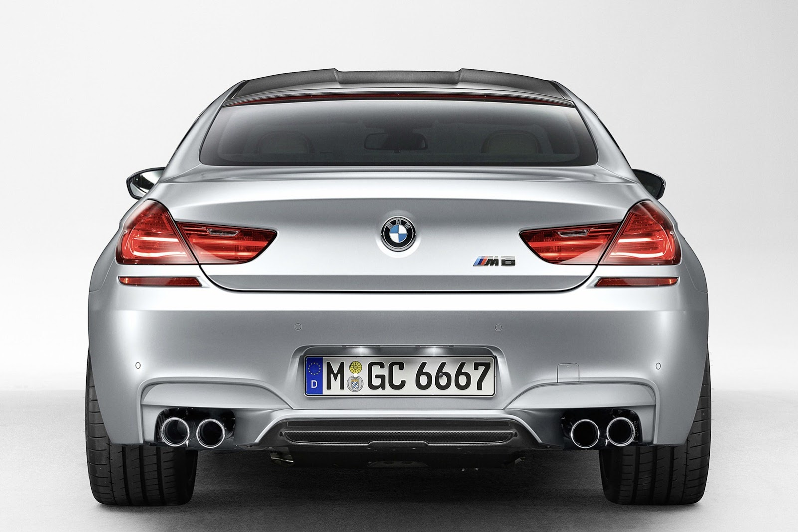 2015 BMW M6: New Version to be Unveiled Shortly #16