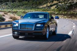 Brief Review of 2014 Rolls-Royce Wraith #1