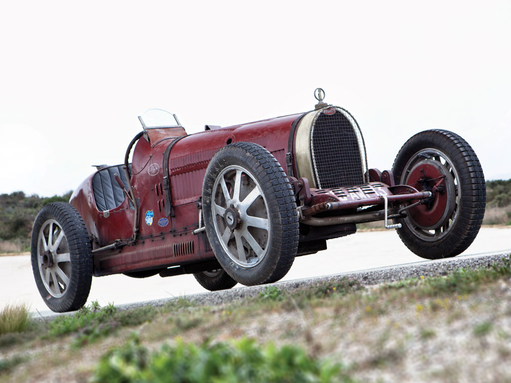 Bugatti Type 35 B - Still The Best Racing Car Ever Produced By Bugatti #7