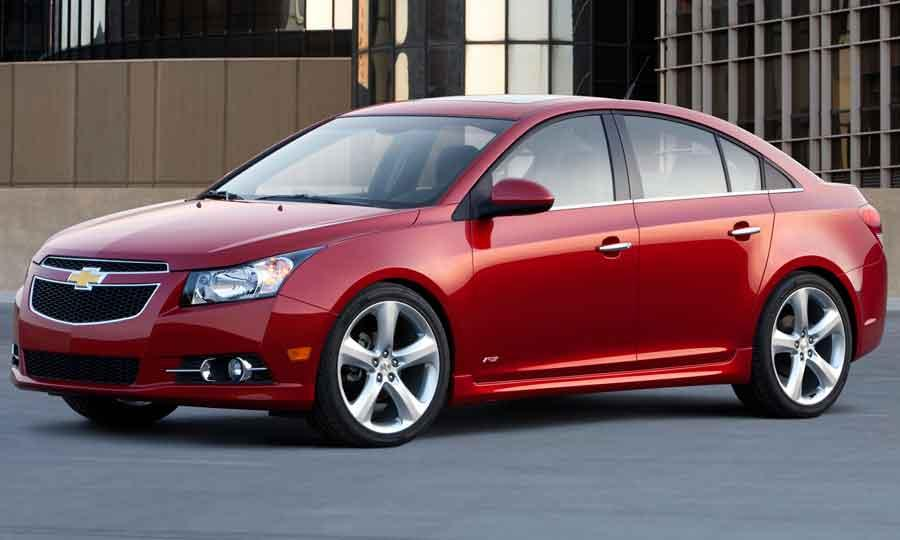 Chevrolet Cruze Planning To Take Over The World #6