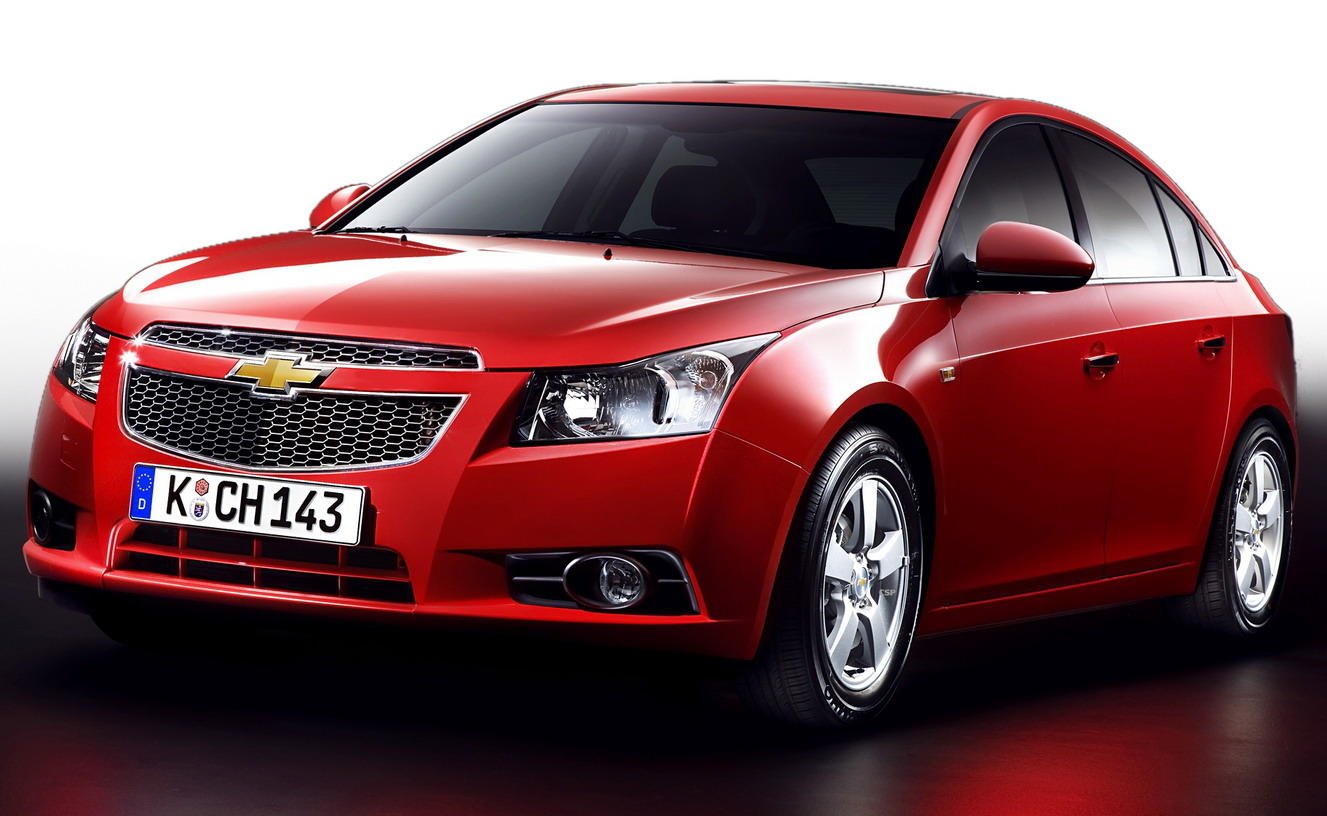 Chevrolet Cruze Planning To Take Over The World #7