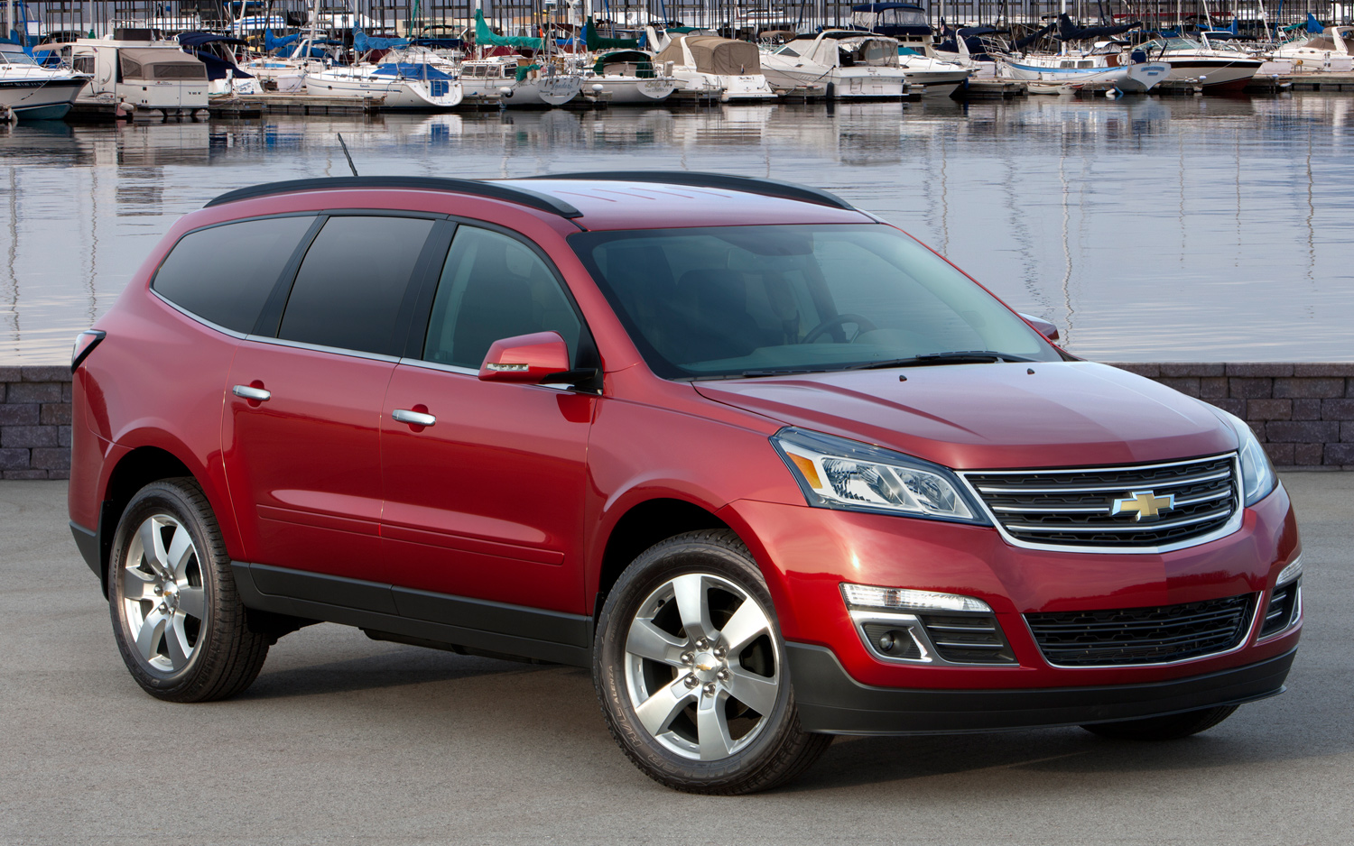 The Chevrolet Traverse: Stop riding a T.Rex! #10