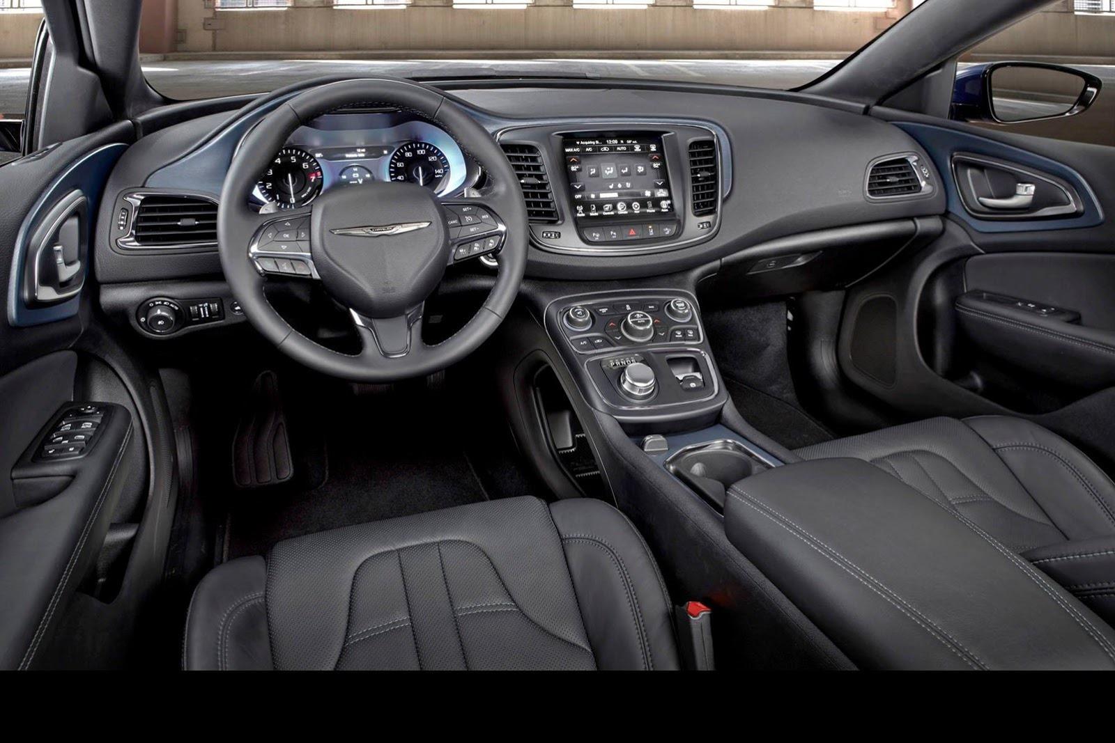 Chrysler 200 chrysler 200