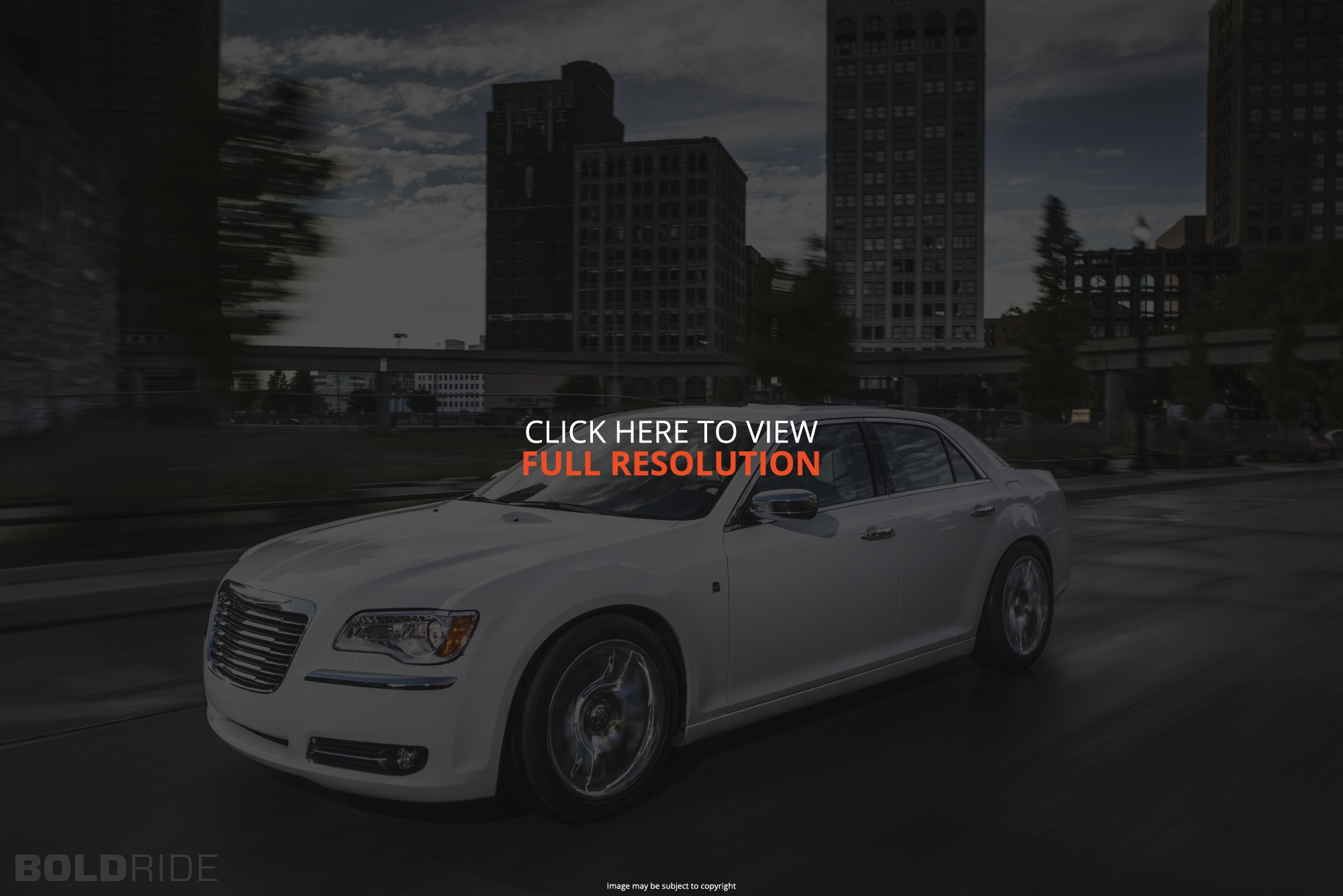 2015 Chrysler 300  #7