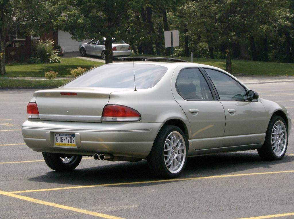 Chrysler Cirrus 2000 Chrysler Cirrus Wikipedia Chrysler Cirrus The Weather Car Chrysler 300m