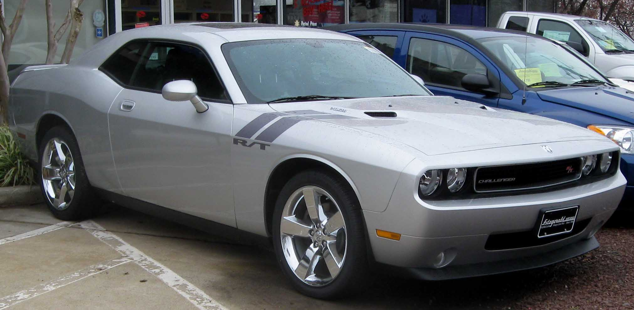 2015 Dodge Challenger- The Best Mix of Classic Modern Cars #3