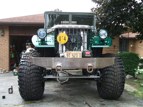 the monster of dodge Power Wagon