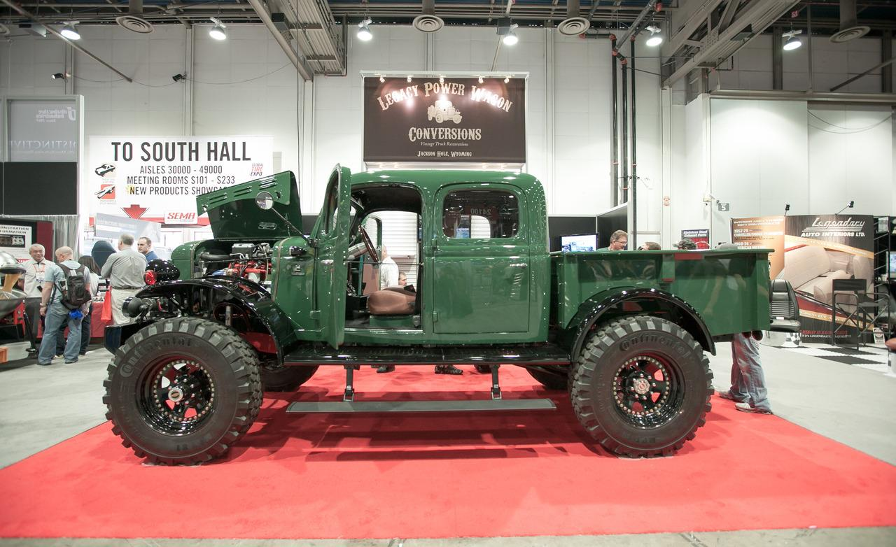 Road Trucks For Sale Autos Post THE MONSTER OF DODGE POWER WAGON - Image #8