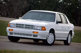 How We Redesigned the Dodge Spirit #5