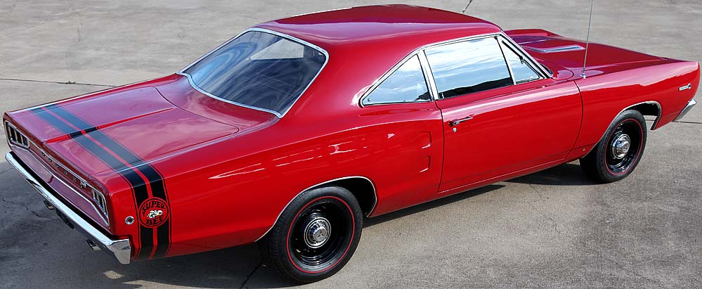 Dodge Super Bee, A Rare Muscle Car