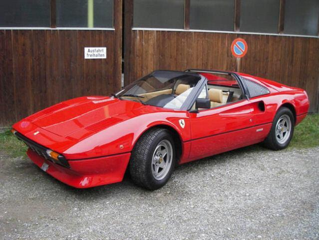 Ferrari 308 The Magnum P I Guest Star Image 16