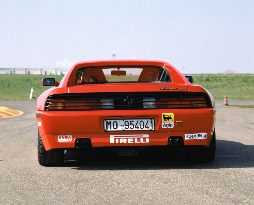 Roar Like A Beast With The Ferrari 348 Image 13
