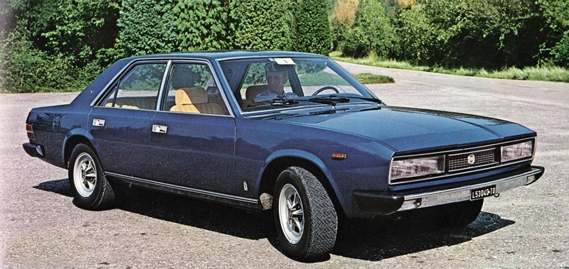 Fiat 130 meets Charles Bronson  #4
