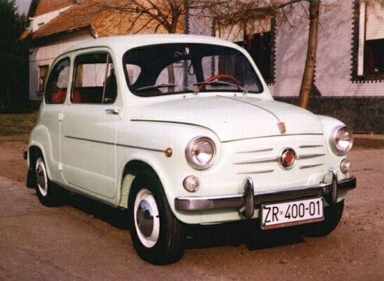 Fiat 750 or Zastava 750? Make your choice!