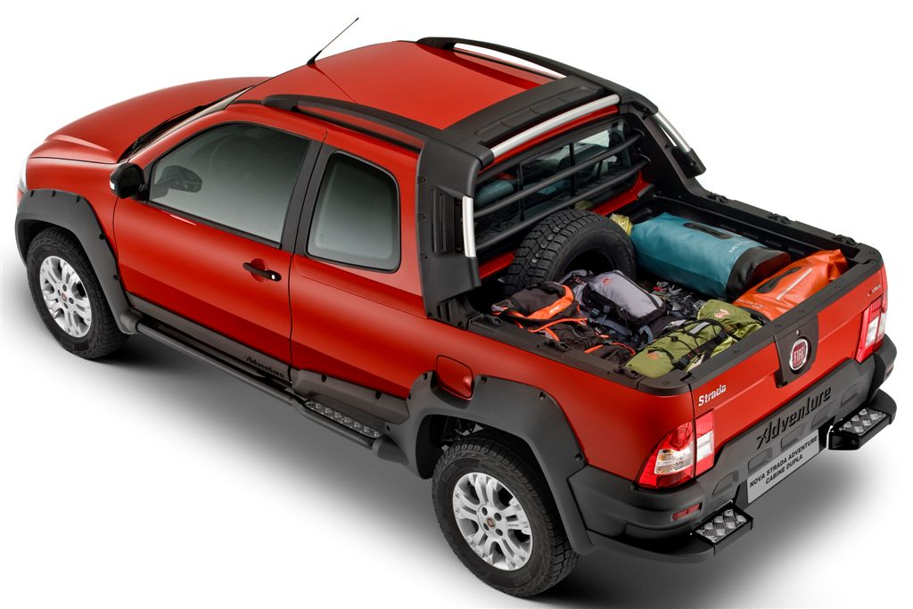 Fiat Strada Small Utility Cars Taking Europe By Storm