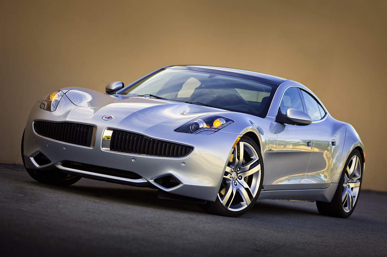 Fisker Karma - How Powerful Electric Cars Can Get #20