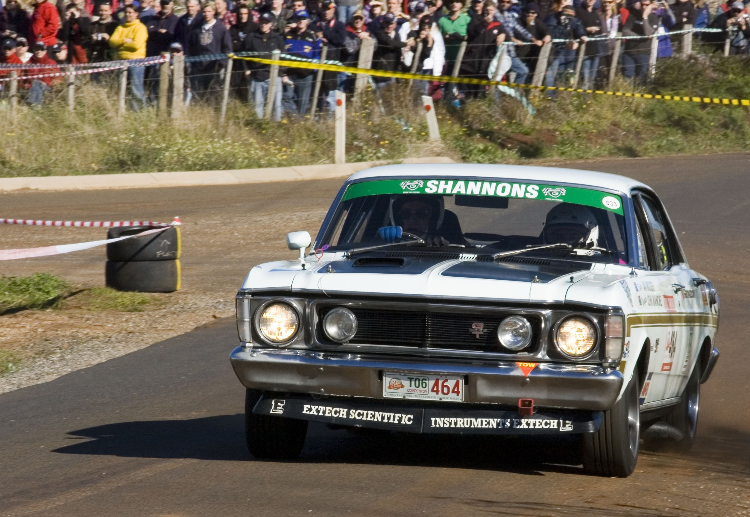Ford Falcon Still Dominating Shows & Races #30