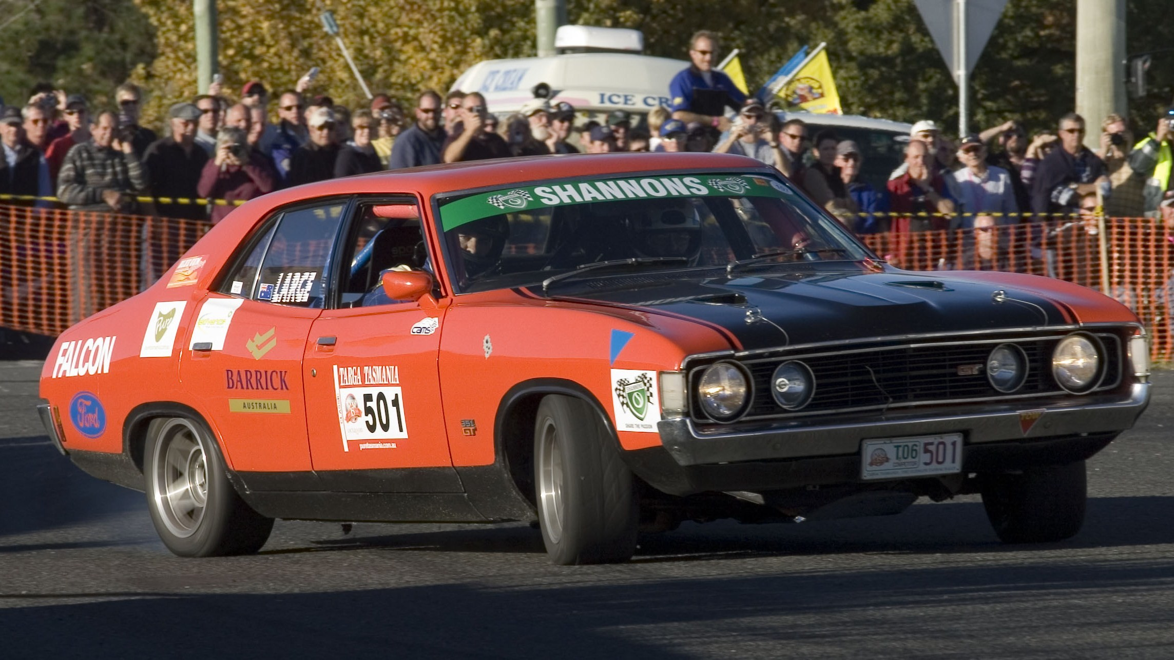 Ford Falcon Still Dominating Shows & Races #31