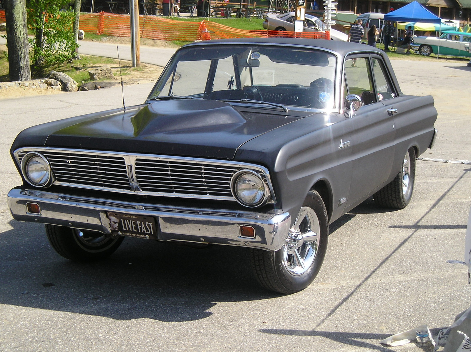 Ford Falcon Still Dominating Shows & Races #10