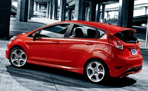 A Price Drop Is Expected For The New Ford Fiesta 2015