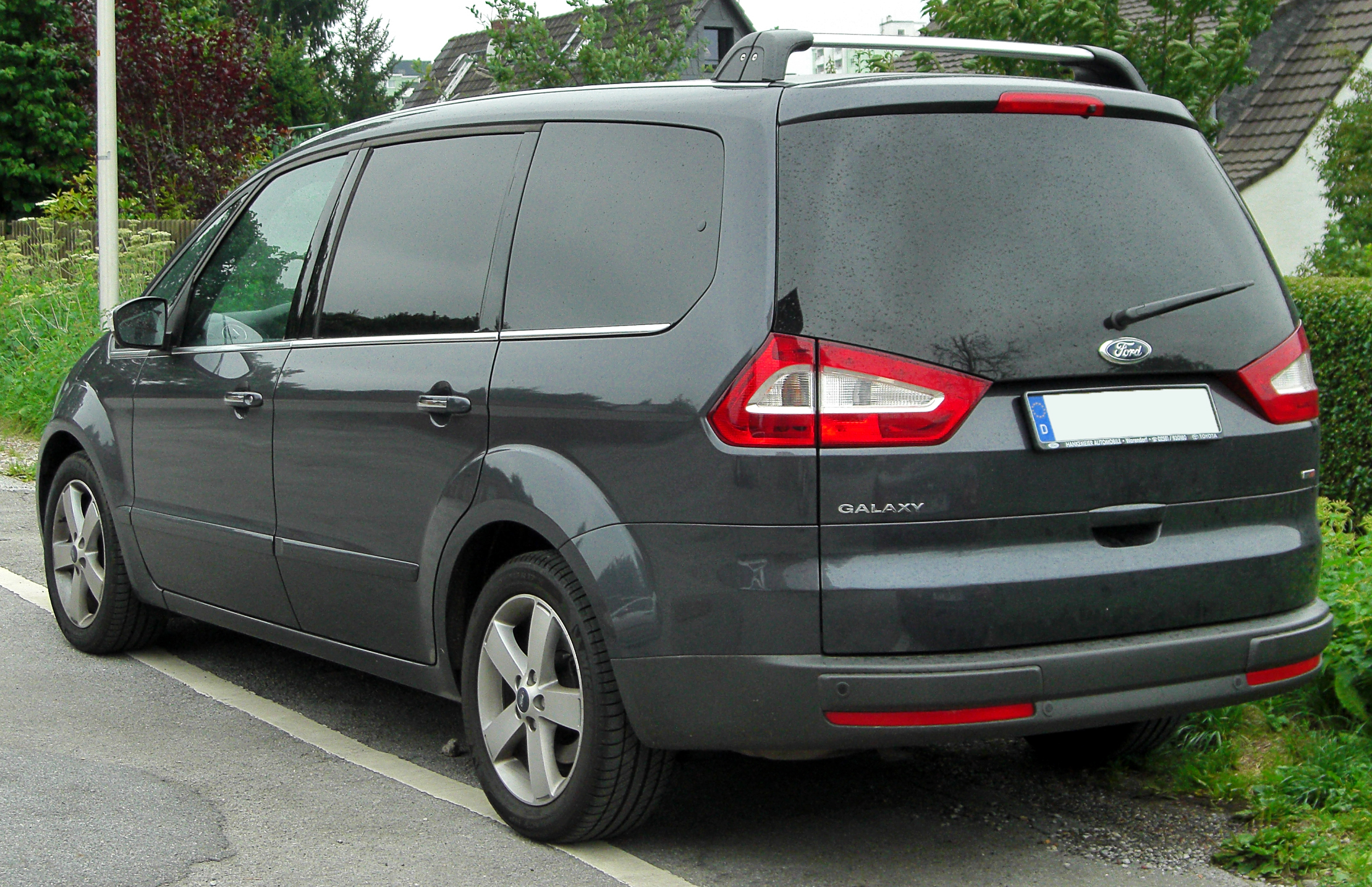 Ford Galaxy Keeping Families Together #13
