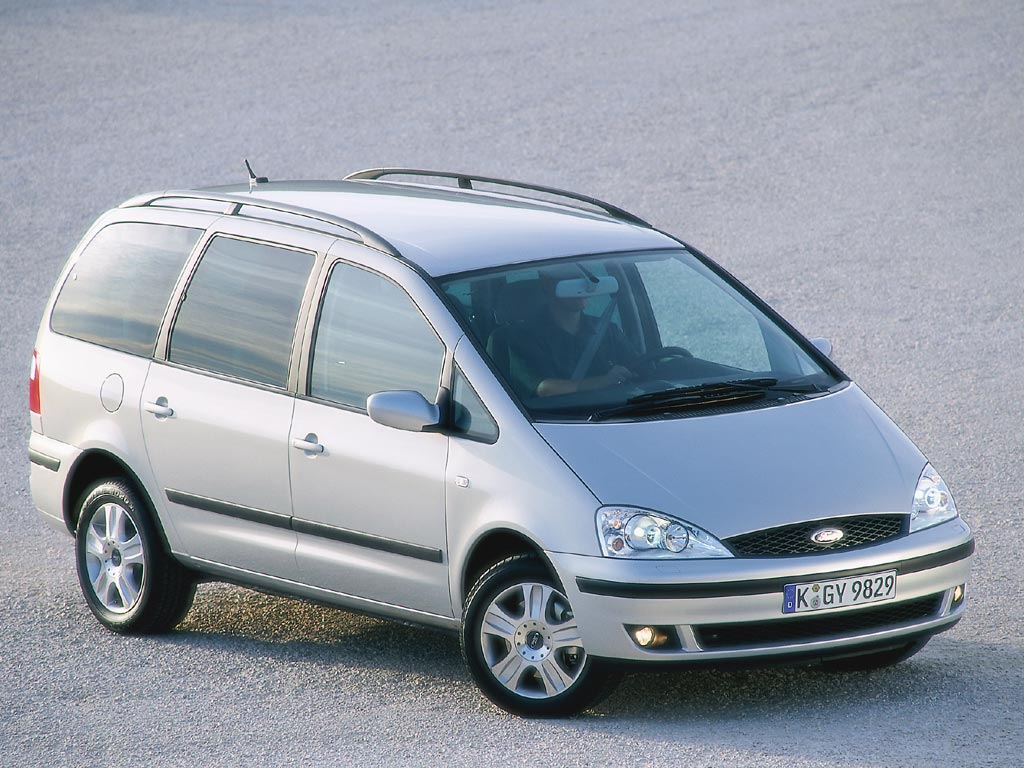 Ford Galaxy Keeping Families Together #7
