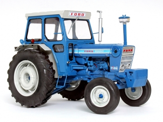 The Epic Battle Between Two Ford Tractor Generations