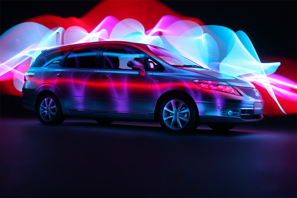 Honda Airwave, Your All-Purpose Wagon
