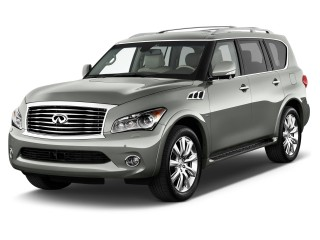 The Rebranding Process Of Infiniti QX80 #12