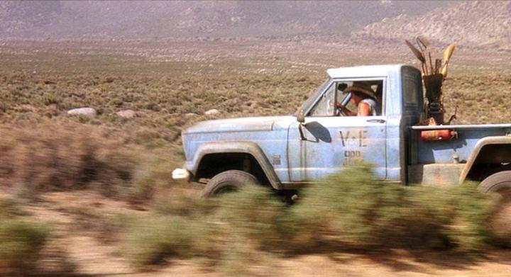 Entering a city of perfection in Jeep Gladiator
