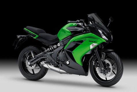 kawasaki er-6 taking motorcycles one step further