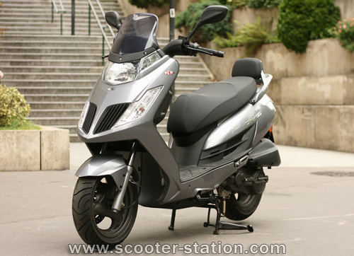 Kymco Dink, the ride that speaks for you #4