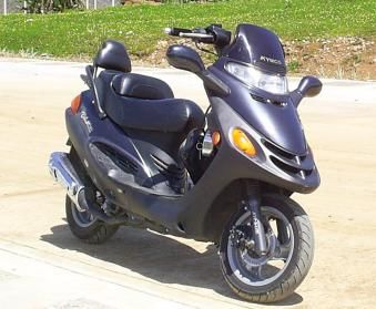 Kymco Dink, the ride that speaks for you #8